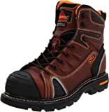 "Thorogood Men's GEN-flex2 Series - 6"" Cap Toe, Composite Safety Toe Boot"
