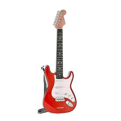 Bontempi 241300 Electric Guitar, Multi-Colors: Toys & Games