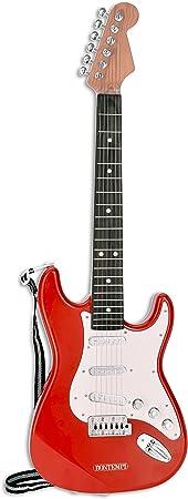 Bontempi Electronic Rock Guitar - Juguetes Musicales (Juguete ...