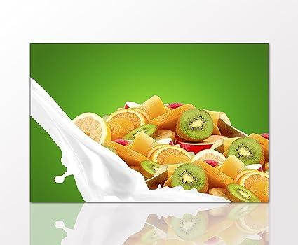 """Imagen de cocina """"frutas"""" 40 x 60 cm sobre lienzo y bastidor de"""