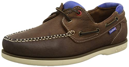Cheap Sale Fast Delivery For Sale Cheap Online Mens Churchill Made in Britain Boat Shoes Chatham Marine Clearance Fake Cheap Sale How Much From China iFMJ0xe