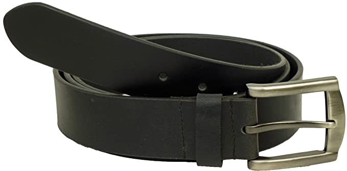 """Special Offer 3 Belts Real Thick Soft Hide Leather Sizes 22/"""" to 32/"""" Made In UK"""