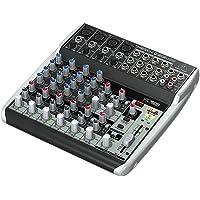 Behringer 百灵达 XENYX Q1202USB 调音台//集声卡//话放//耳放//音频矩阵//监听//于一身的调音台