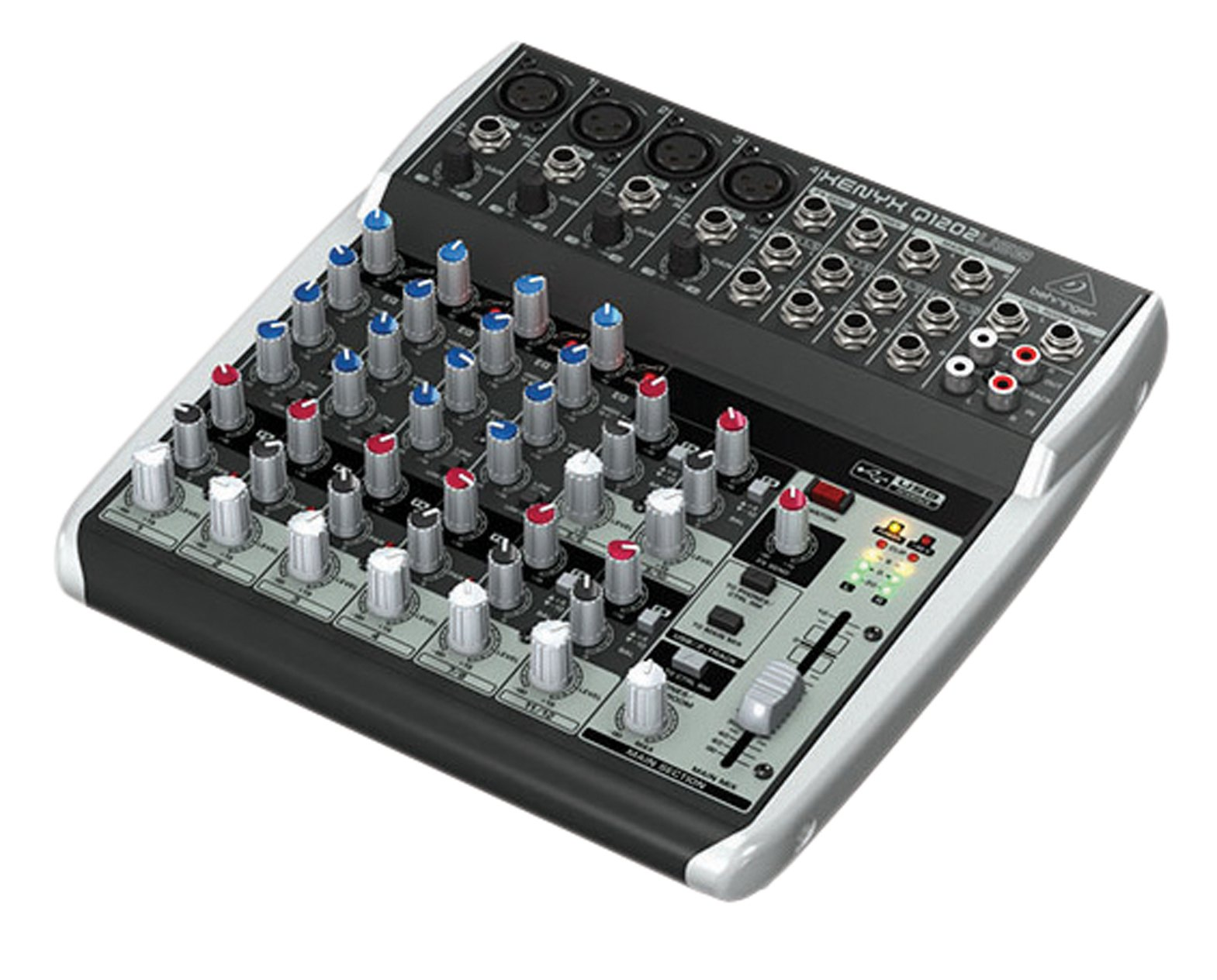 Behringer Q1202USB 12-Channel Mixer by Behringer