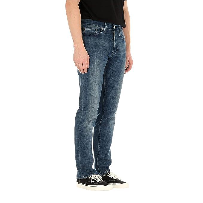 Levis Hombre 511 Slim Fit Jeans, Negro
