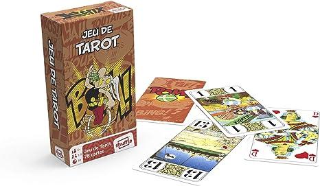 Shuffle - Juego de Tarot Astérix-78 Cartas,: Amazon.es: Juguetes y juegos