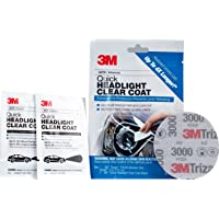 3M Quick Headlight Clear Coat (Single Pack)