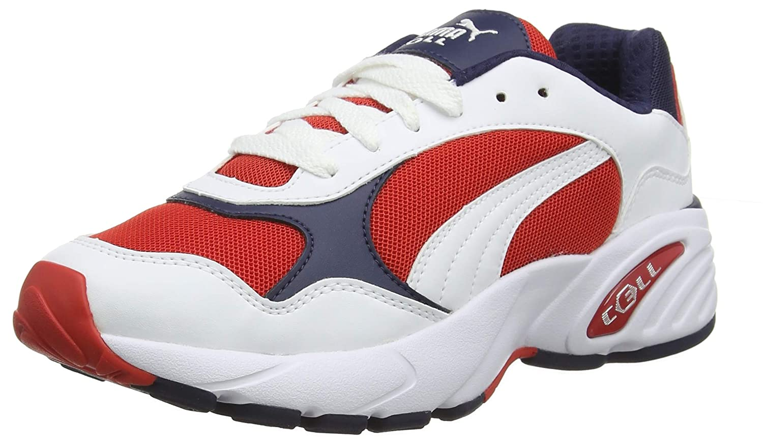 aed7a4ef08 Puma Adults  Cell Viper Low-Top Sneakers  Amazon.co.uk  Shoes   Bags