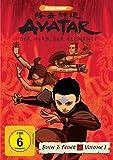 Avatar - Der Herr der Elemente, Buch 3: Feuer, Volume 1