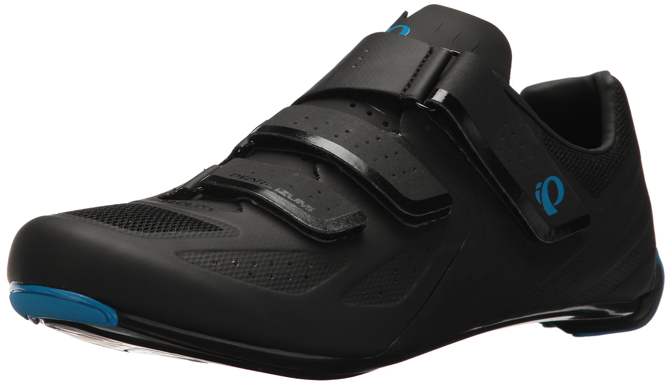 Pearl iZUMi Men's Select Road v5 Studio Cycling Shoe, Black/Black, 52.0 M EU (16.3 US) by Pearl iZUMi