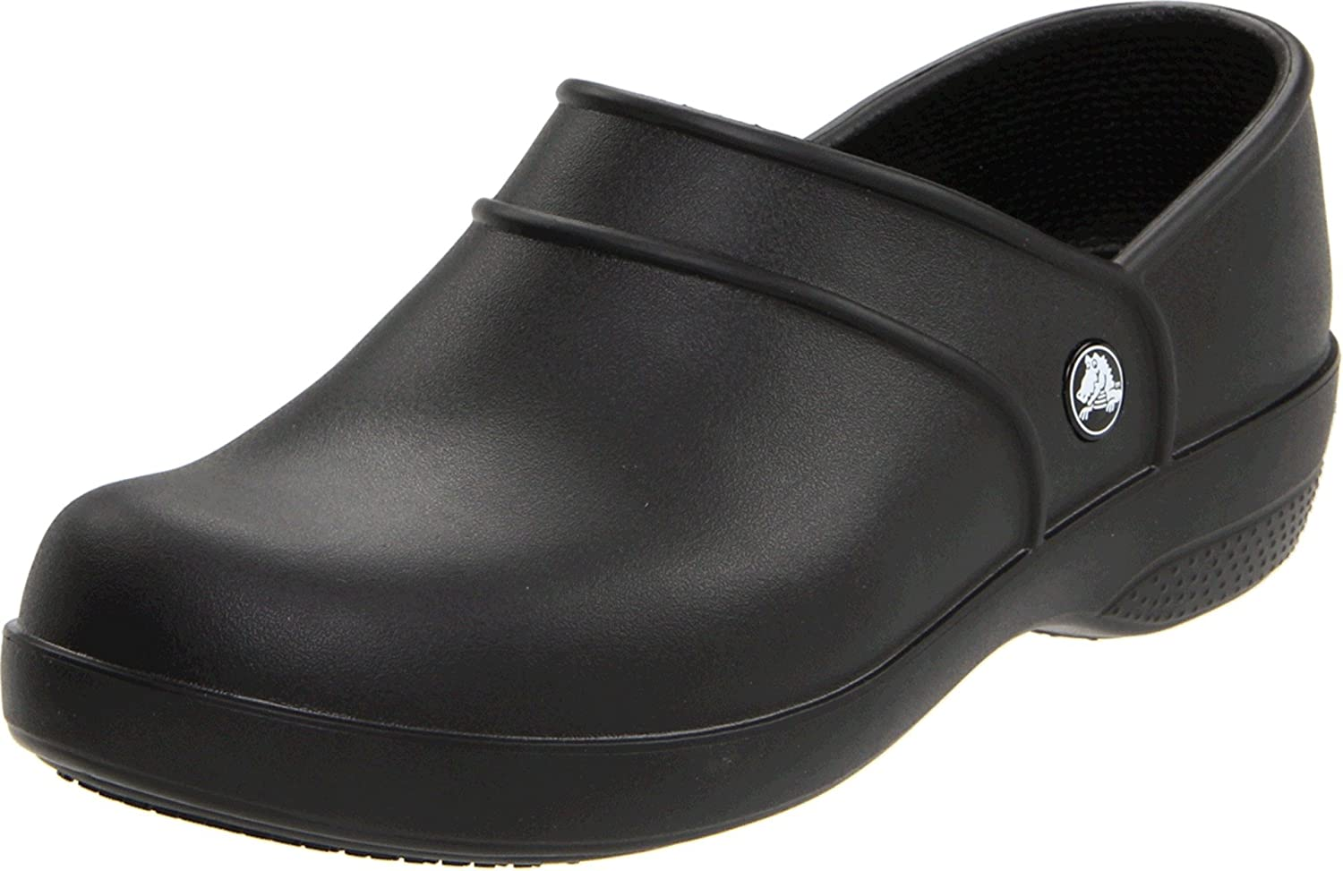 Amazon.com | Crocs Women's Neria Work Clog | Mules & Clogs