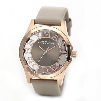 4838b7ae46fe (マークバイ マークジェイコブス)MARC BY MARC JACOBS マークバイマークジェイコブス腕時計 MBM1245 ヘンリー スケルトン