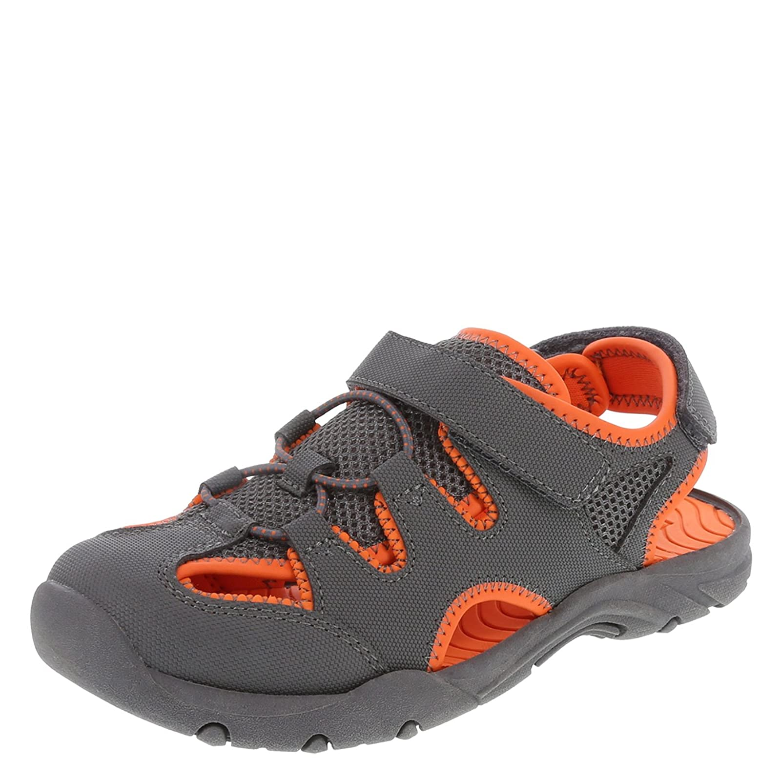 Rugged Outback Boy's Grey Orange Sport 173963130 Grey Orange - 4