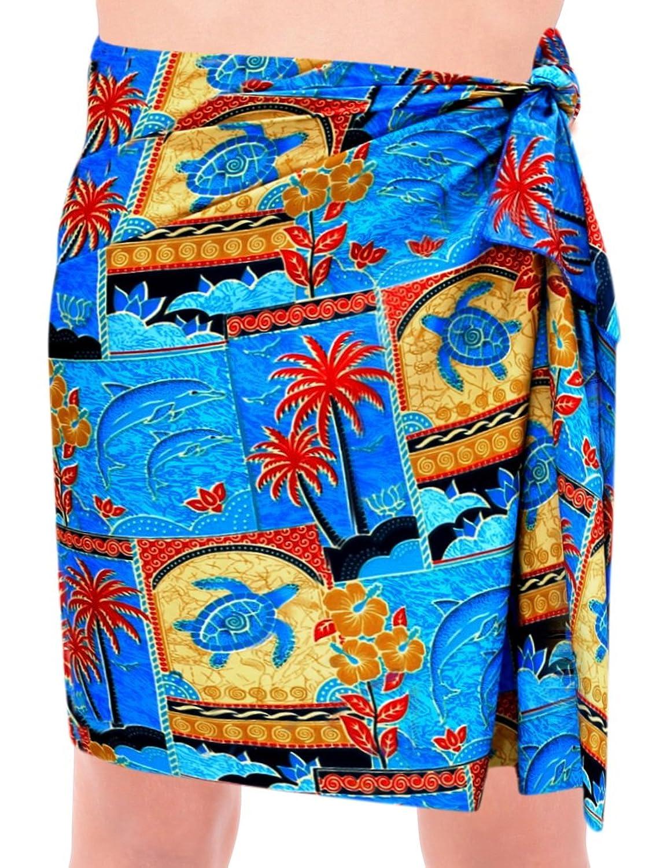 c61d959abd Chinabrands.com: Dropshipping & Wholesale cheap LA LEELA Women Beachwear  Bikini Cover up Wrap Skirt Pareo Dr online.