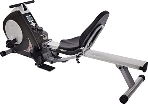 Stamina Conversion II Recumbent Exercise Bike Rower