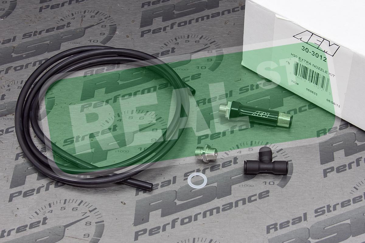 AEM 303012 Water/Methanol Injection Nozzle Kit