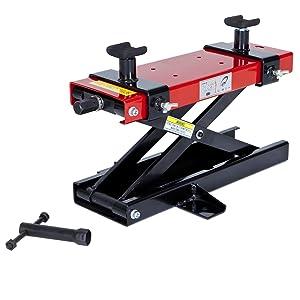 5147 - Black Pro Range B5147 Scissor Lift Stand
