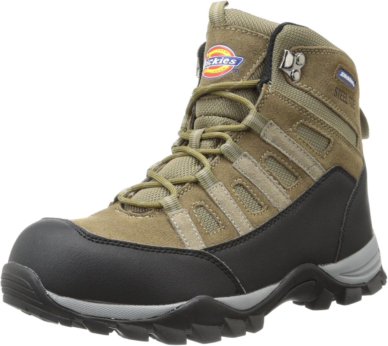 Escape Hiker 6-Inch Steel-Toe Work Boot