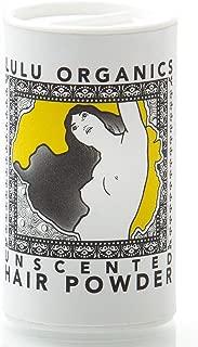 product image for Lulu Organics UNSCENTED Hair Powder/Dry Shampoo - 1oz