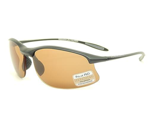 fb32c9cd8a1 New Serengeti Maestrale 7356 Satin Black Polar PhD DR 8 Base Lens 70mm  Sunglasses