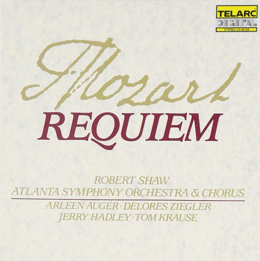 CD : Robert Shaw - Requiem, K.626 (CD)