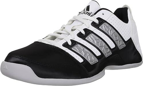 suficiente observación Halar  adidas Men's Commander TD 3 Low Basketball Shoes White-Black Size: 10.5:  Amazon.co.uk: Shoes & Bags
