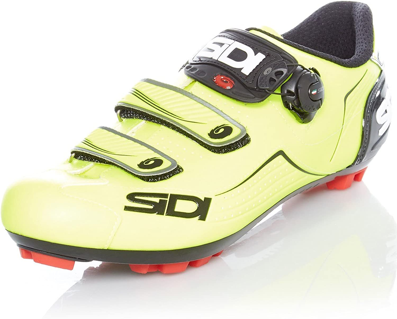Sidi Trace Shoes Herren Yellow FluoBlack 2019 Schuhe: Sidi