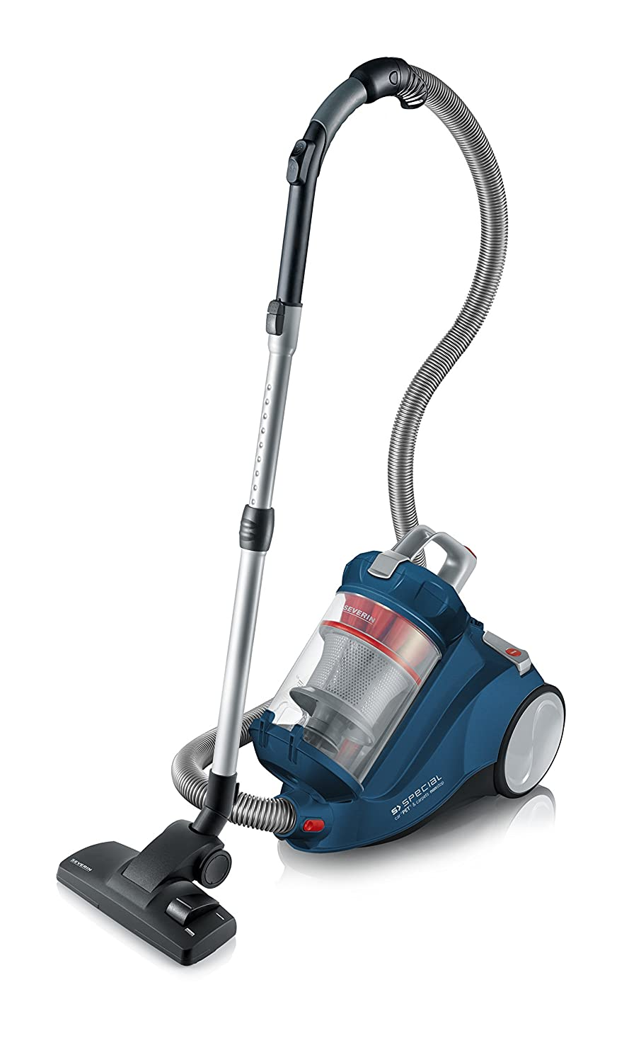10 Best Bagless Canister Vacuum Cleaners For Pet Hair 2018