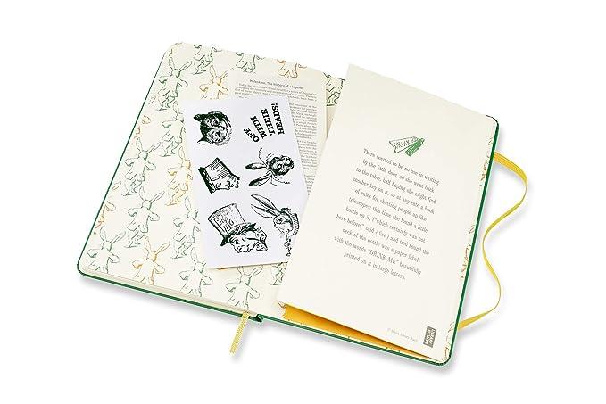 Amazon.com: Moleskine - Cuaderno semanal, 12 meses, diseño ...