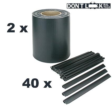 11,0 V 7700111323 90,5 mm Spannung 4 St/ück YOU.S Original Gl/ühkerzen L/änge