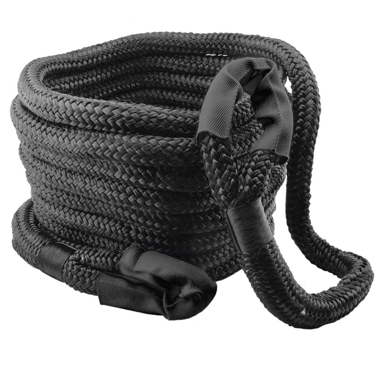 Valens Rigging 1'' x 30' Kinetic Vehicle Recovery Tow Rope by Valens Rigging