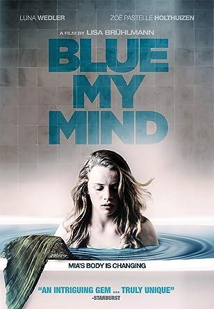 Blue My Mind Amazon Ca Luna Wedler Dvd