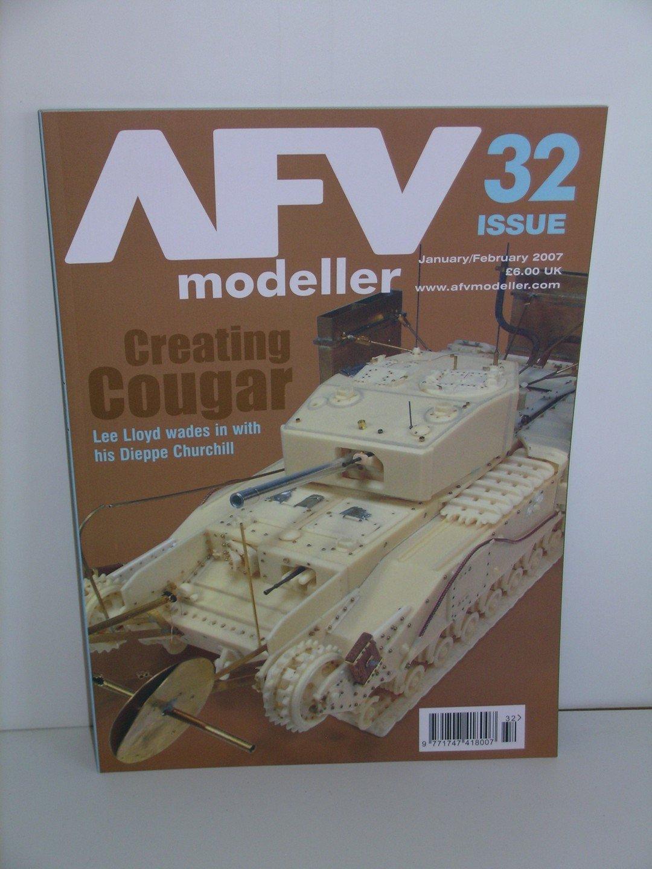 Read Online AFV Modelling Magazine Issue #32 pdf epub