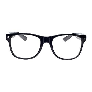 Noir Cadre UV400 Lunettes de Soleil UNISEX Sunglasses 4sold L9dgxr