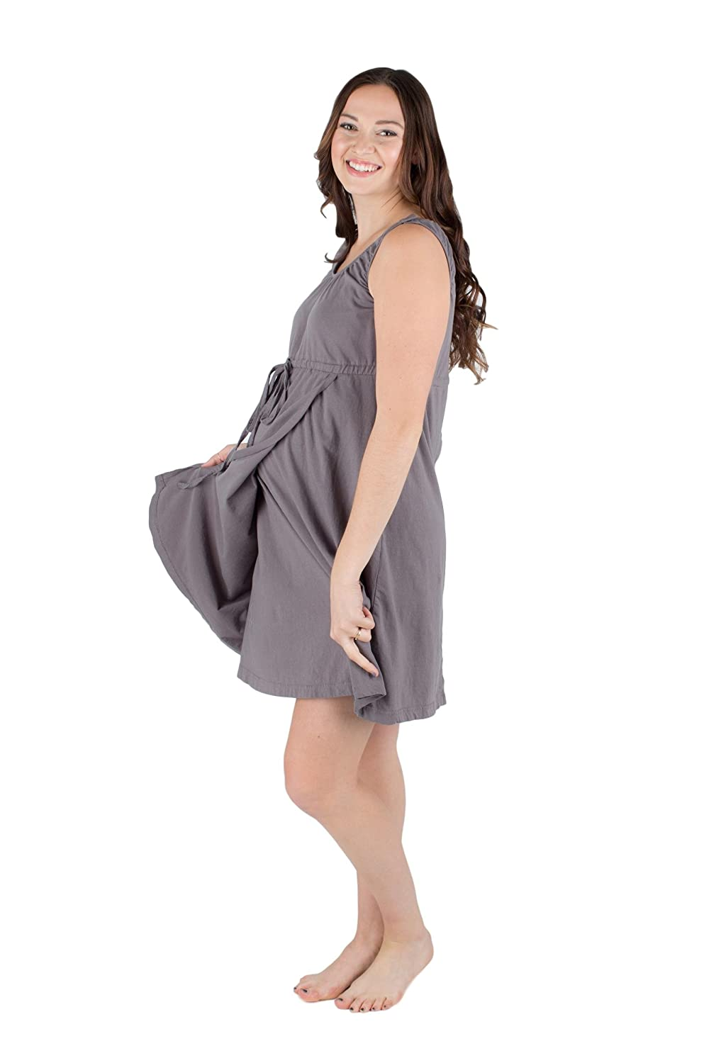 ab21c20b9b677 Hospital Bag Must Have Baby Be Mine 3 in 1 Labor/Delivery/Nursing Hospital Gown  Maternity Women