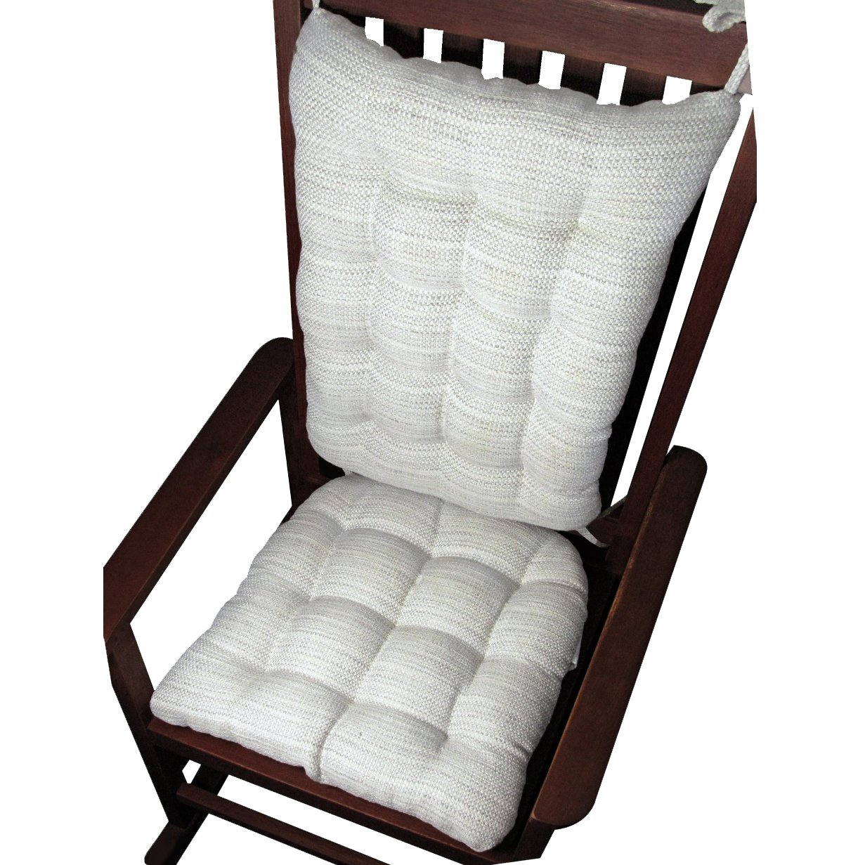Amazon.com: Rocking Chair Cushions - Brisbane - Seat Cushion and ...