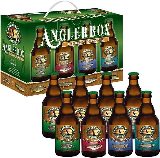 Pescadores box cerveza en 8 de regalo (8 x 0.33 l): Amazon.es ...