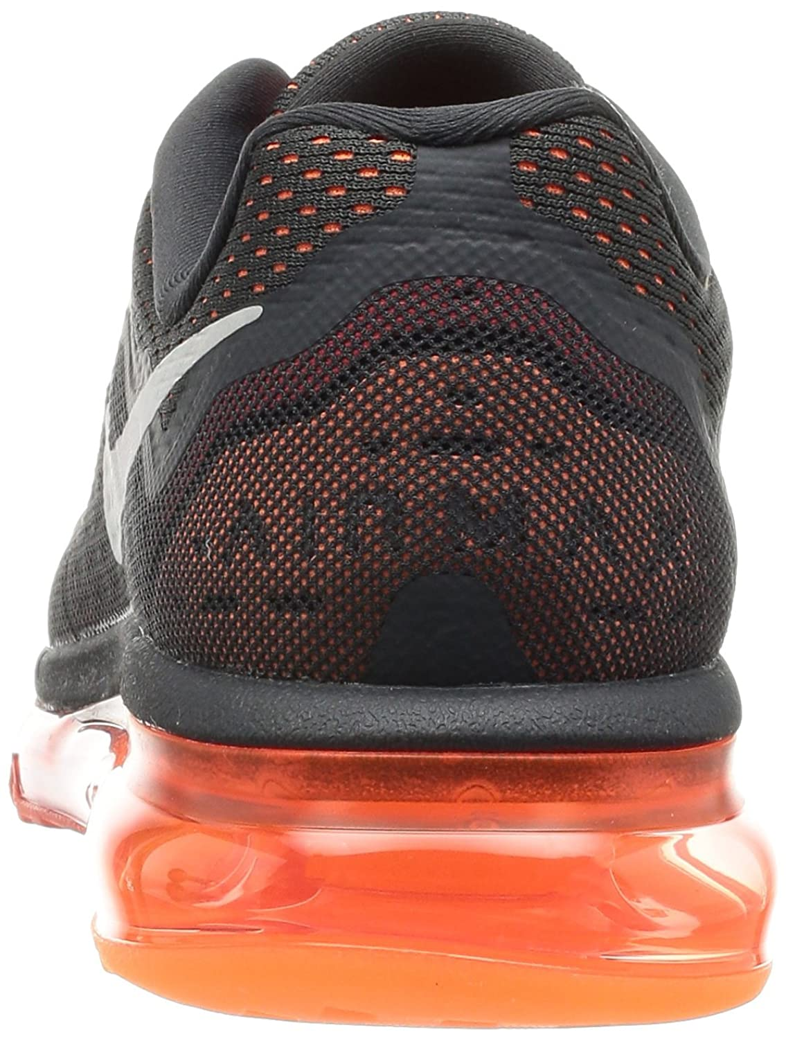 Amazon.com | Nike Men\u0027s Air Max 2014 Running Shoes, Anthracite/Light Crimson -Atomic Orange, 10 | Road Running