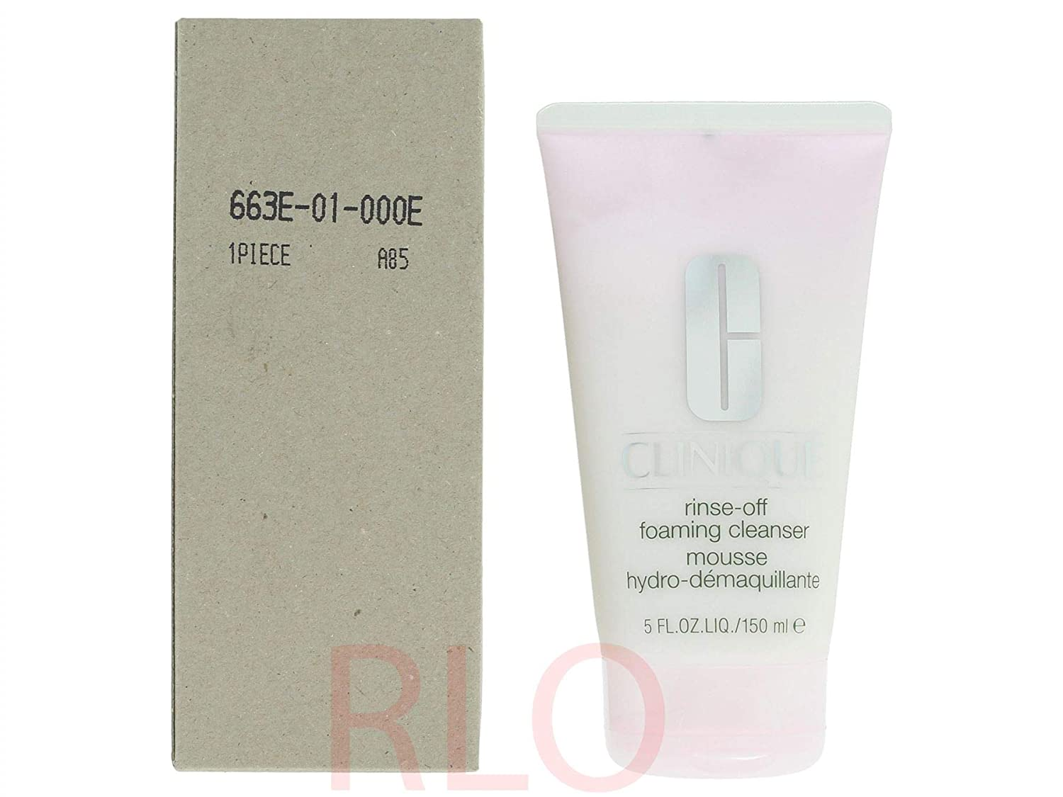 Clinique - RINSE OFF foaming cleanser 150 ml II 6511