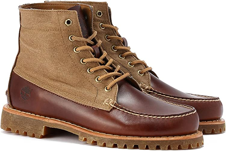Timberland Men's Timberland Authentics Leather Chukka Boot