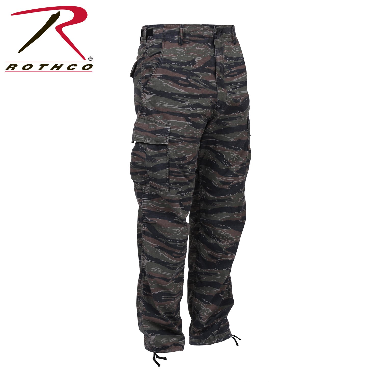 Rothco BDU Pant Tiger Stripe - Longs RSR Group Inc 613902899537