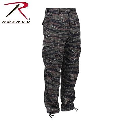 Amazon.com  Rothco BDU Pant Tiger Stripe - Longs  Sports   Outdoors f274e88ba10