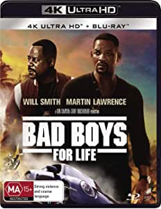 Bad Boys For Life [2 Disc] (4K Ultra HD + Blu-ray)