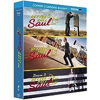 Better Call Saul - Saisons 1 à 3 [Blu-ray + Copie digitale]