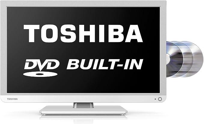 Toshiba 22D1334B LED TV - Televisor (55,88 cm (22