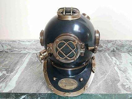 Maritime Reliable Antique Style Diving Helmet Mark V Deep Sea Divers Helmet Vintage Replica Solid
