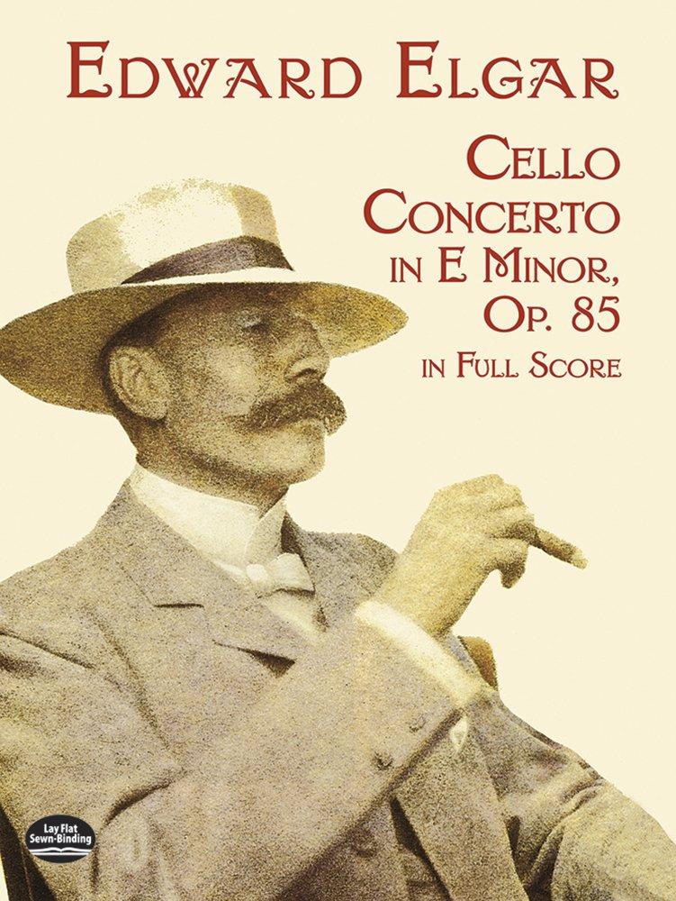 Download Cello Concerto in E Minor in Full Score (Dover Music Scores) pdf epub