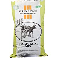 Allen & Page Pygmy Goat Feed Mix, 15 kg