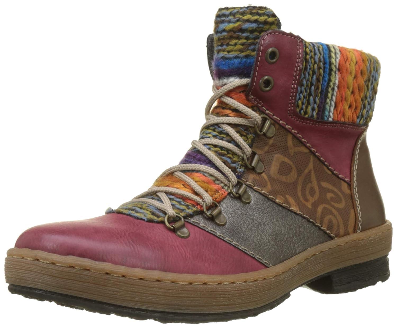 Rieker Damen Z6743 Stiefel
