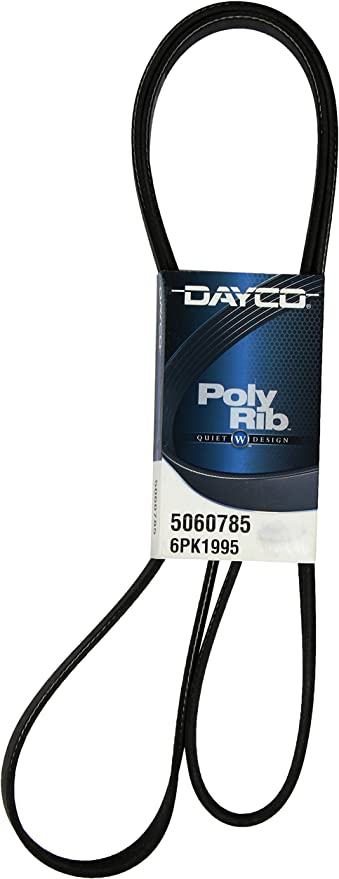 Dayco 5050385 Serpentine Belt